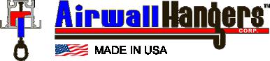 AIRWALL HANGERS Logo