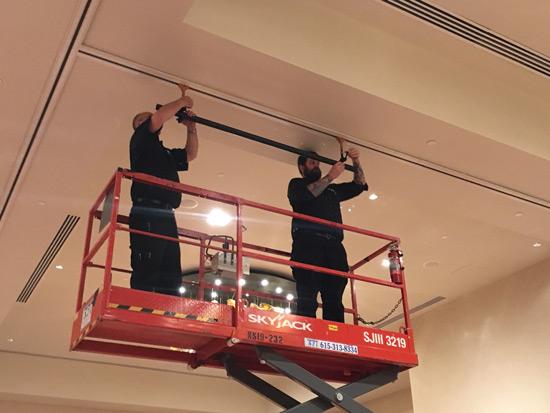 Airwall Hangers